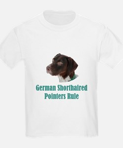 German Shorthaired Pointers Rul T-Shirt