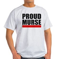 Proud Male Nurse T-Shirt