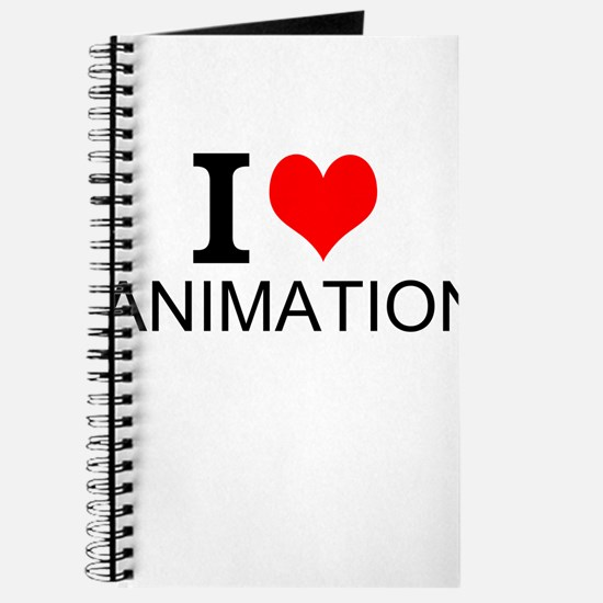 I Love Animation Journal