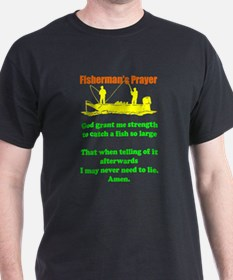 Fishermans Prayer T-Shirt