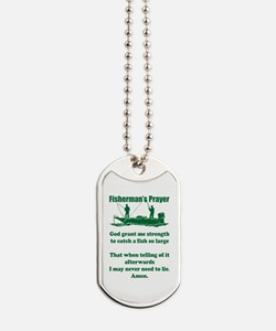 Cute Tackle box Dog Tags