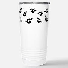 Goth Travel Mug