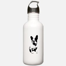 French Bulldog Water Bottle