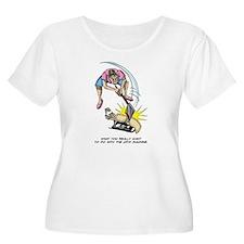CPM Rage Plus Size T-Shirt