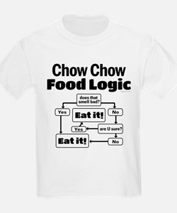 Chow Chow Food T-Shirt