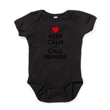 Unique Keep calm and Baby Bodysuit