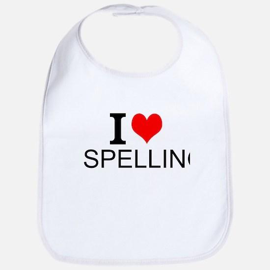I Love Spelling Bib