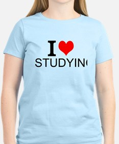 I Love Studying T-Shirt