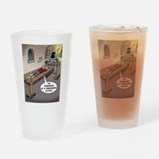 Knee replacement Drinking Glass
