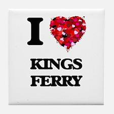 I love Kings Ferry Georgia Tile Coaster