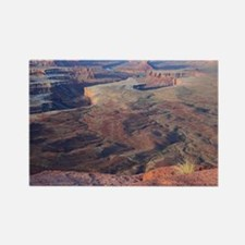 Cute Canyonlands national park Rectangle Magnet