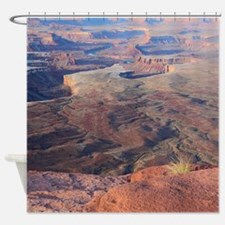 Cool Canyonlands Shower Curtain