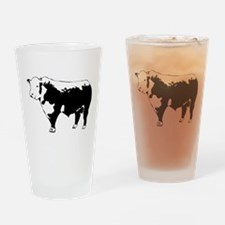 Bull Drinking Glass