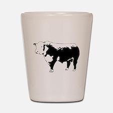 Bull Shot Glass