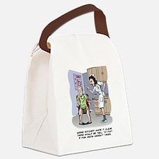 Unique Surgery Canvas Lunch Bag