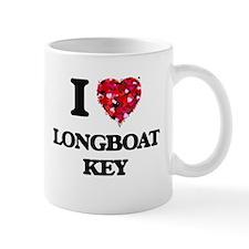 I love Longboat Key Florida Mugs