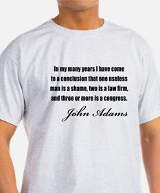 Cute John adams T-Shirt