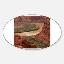 Cute Canyonlands national park Decal