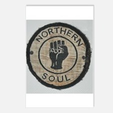 Cool Northern soul Postcards (Package of 8)