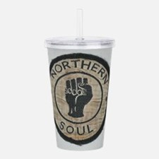 NORTHERN SOUL Acrylic Double-wall Tumbler