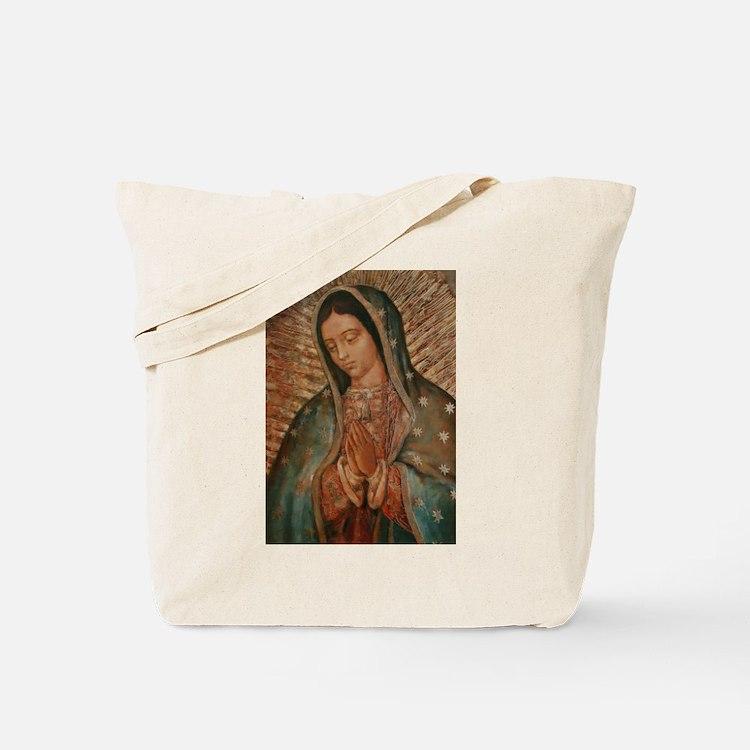 Cute Guadalupe Tote Bag