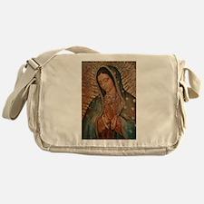 Cute Virgin mary Messenger Bag