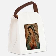 Unique Guadalupe Canvas Lunch Bag