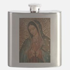 Cute Mary Flask