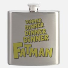 Cute Fat Flask