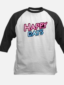 Happy Days Neon Light Tee