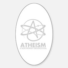 Atheists Decal