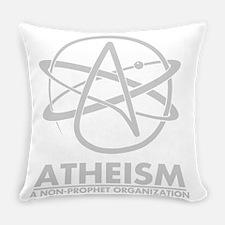 Atheist Everyday Pillow