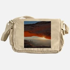 Unique Landscape Messenger Bag