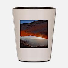 Unique Canyonlands Shot Glass