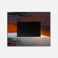 Cute Canyonlands national park Picture Frame