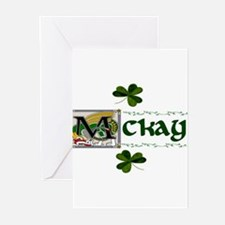Cute Mckay family history Greeting Cards (Pk of 20)