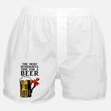 Cute Festive Boxer Shorts