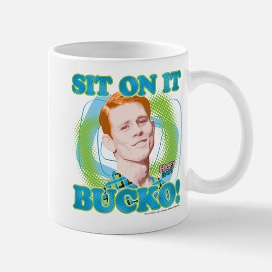 Happy Days: Bucko Mug