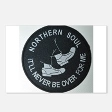 Funny Northern soul Postcards (Package of 8)