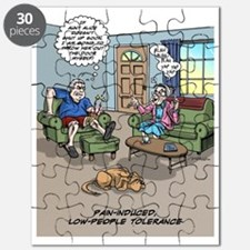 Knee surgery Puzzle