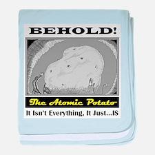 AtomicPotato baby blanket