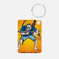 Cute Knee replacement Keychains