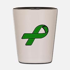 Funny Celiac awareness Shot Glass