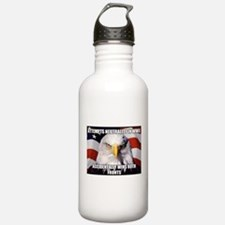 America Tried to Remai Water Bottle