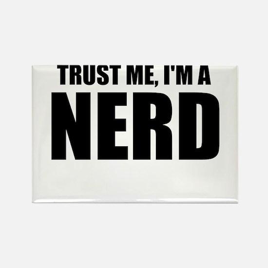 Trust Me, I'm A Nerd Magnets