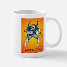 Rambo Patient Mugs