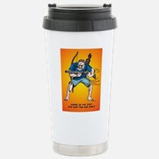 Rambo Patient Travel Mug