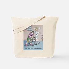 Cool Knee replacement Tote Bag