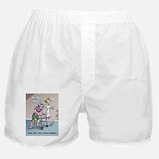 Unique Patient Boxer Shorts