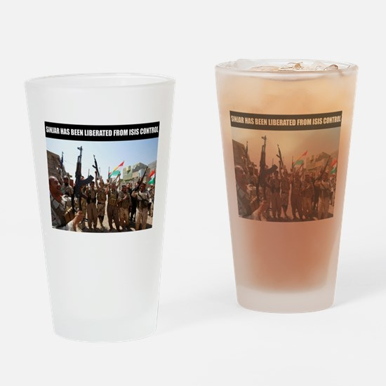 Mount Sinjar has been liberated by Drinking Glass